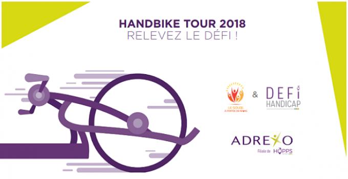 HANDBIKE by DEFI Handicap : des kilomètres de solidarité !