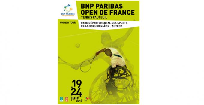 ADREXO, partenaire du BNP Paribas Open de France 2018
