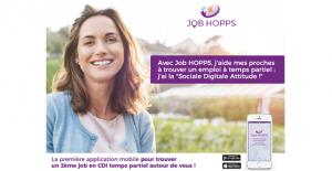Adoptez la Sociale Digitale Attitude avec Job HOPPS !