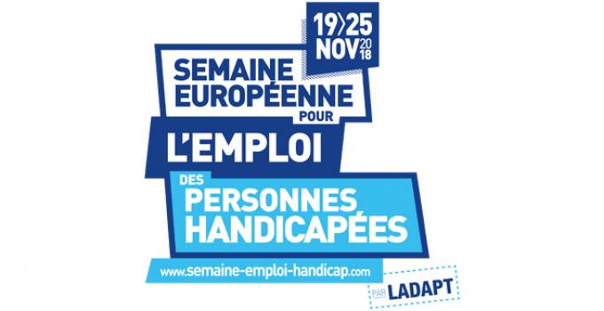 Semaine Européenne pour l'Emploi des Personnes Handicapées 2018 : la Mission DEFI Handicap d'Adrexo mobilisée!