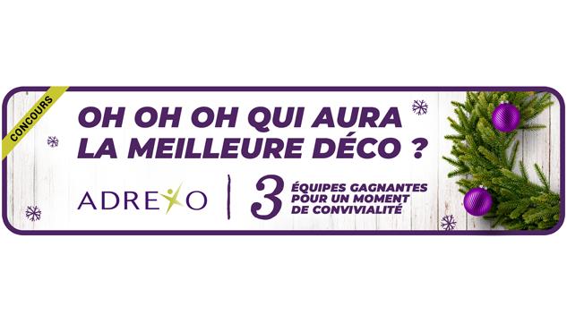 Concours de Noël dans les centres Adrexo : les résultats !